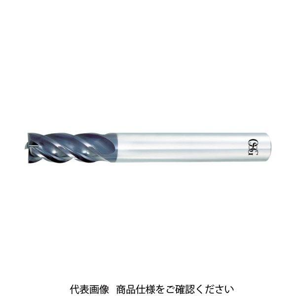オーエスジー(OSG) OSG 超硬エンドミル4刃ショート形(防振型多機能) 8529120 UP-PHS-12 1本 632-9462(直送品)
