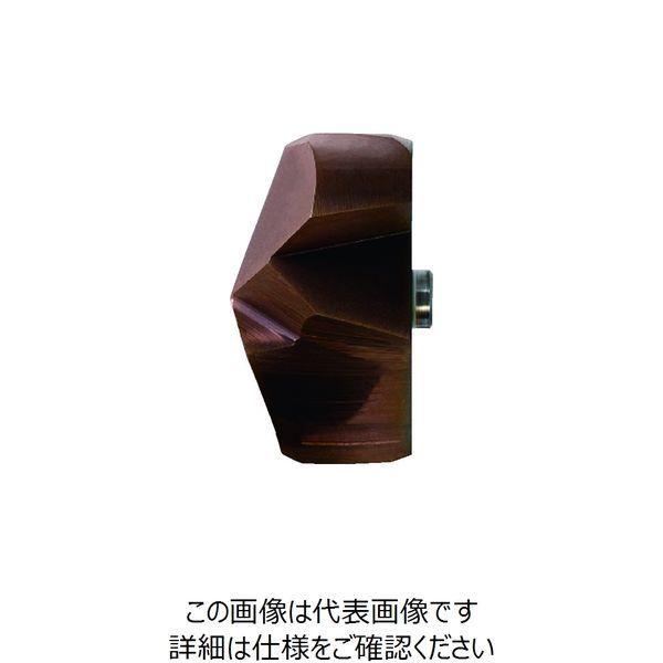 三菱マテリアル 三菱 WSTAR小径インサートドリル用チップ STAWK1650TG DP5010 1個 664-5194(直送品)