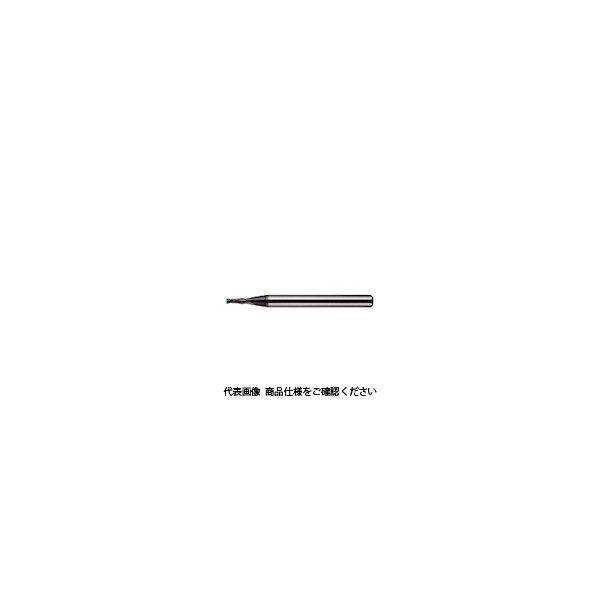 三菱マテリアル 三菱K MSTAR超硬エンドミル MS2MT 汎用 2枚刃テーパ刃エンドミル MS2MTD0040T0130 1本 298-6949(直送品)
