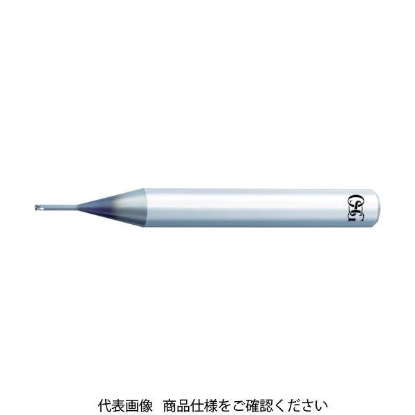 OSG 超硬エンドミル フェニックス(ロングネックタフラジアス) 3192001 PHX-LN-CRE-2XR0.1X 8 632-8521(直送品)