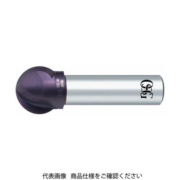 オーエスジー(OSG) OSG 超硬エンドミル 3002160 GX-EQD-SF-R8 1本 692-2333 (直送品)