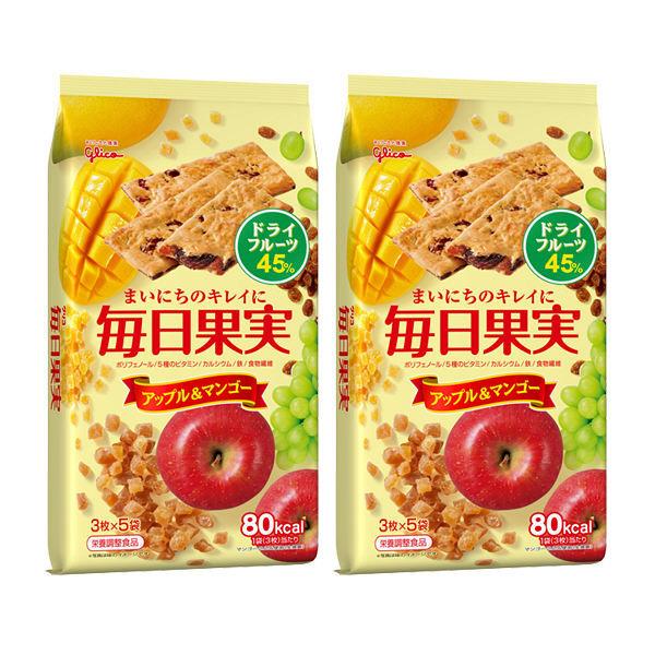 毎日果実 アップル&マンゴー