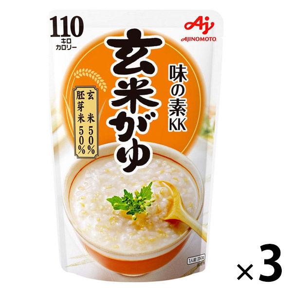 味の素 玄米がゆ 250g 3個