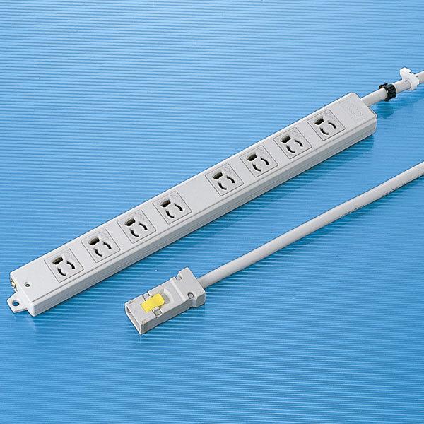 サンワサプライ 工事物件タップ TAP-KH8-3 (直送品)