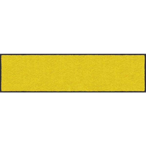 スタンダードマットS イエロー 90×300cm (直送品)