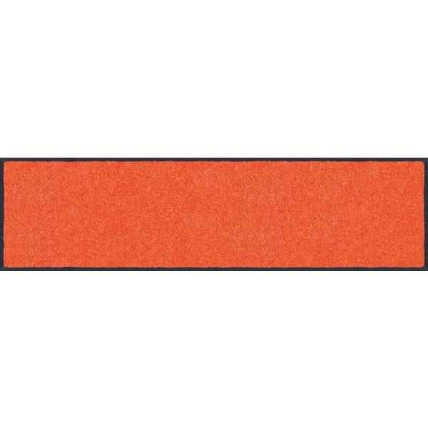 スタンダードマットS オレンジ 120×1000cm (直送品)