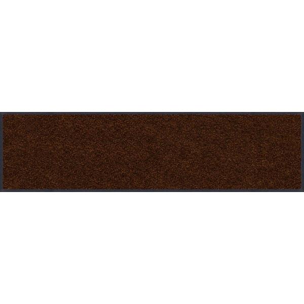 スタンダードマットS ココア・ブラウン 90×300cm (直送品)