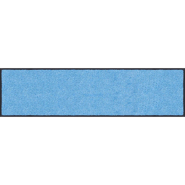 スタンダードマットS スカイ・ブルー 120×300cm (直送品)