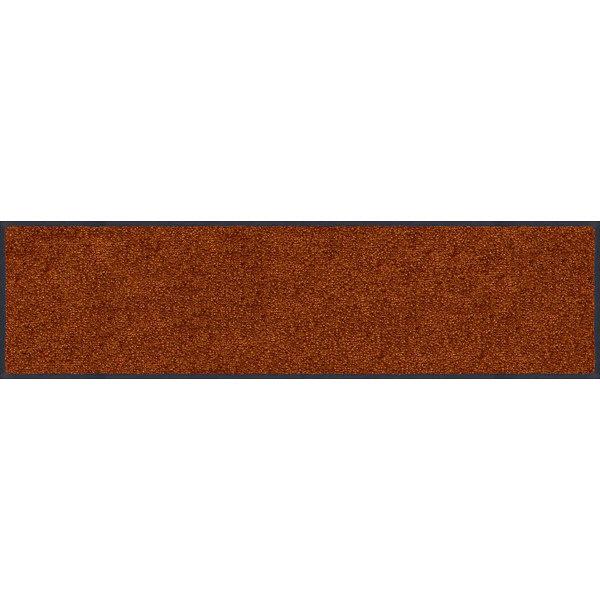 スタンダードマットS チョコレート・ブラウン 150×300cm (直送品)