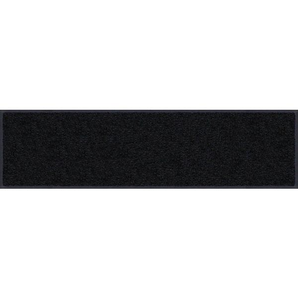 スタンダードマットS ブラック 90×300cm (直送品)