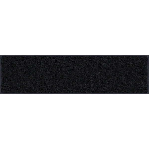 スタンダードマットS ブラック 120×300cm (直送品)