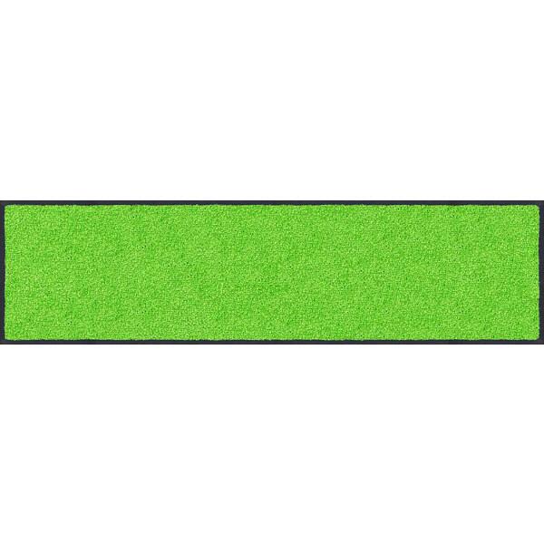 スタンダードマットS ライム・グリーン 120×300cm (直送品)