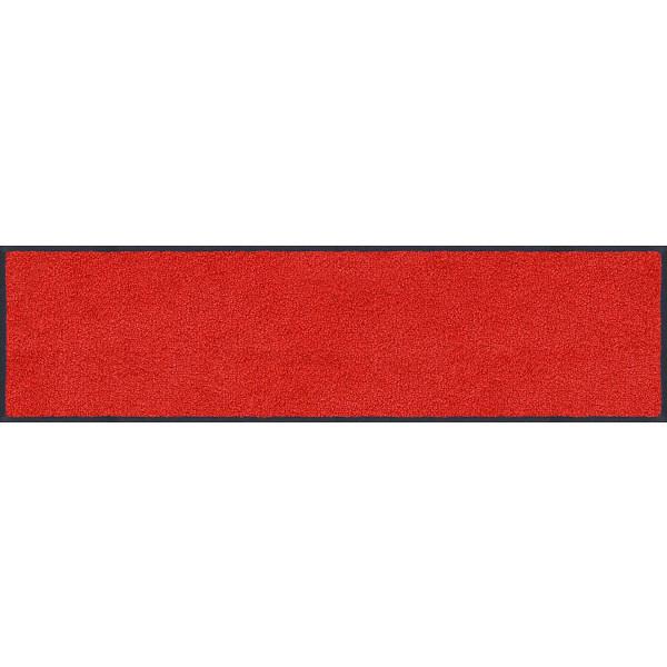 スタンダードマットS レッド 180×1000cm (直送品)