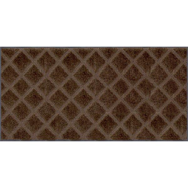 スクレイプマットG ブラウン 180×300cm (直送品)