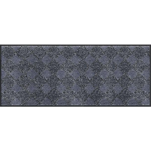スクレイプマットH シルバー 120×300cm (直送品)