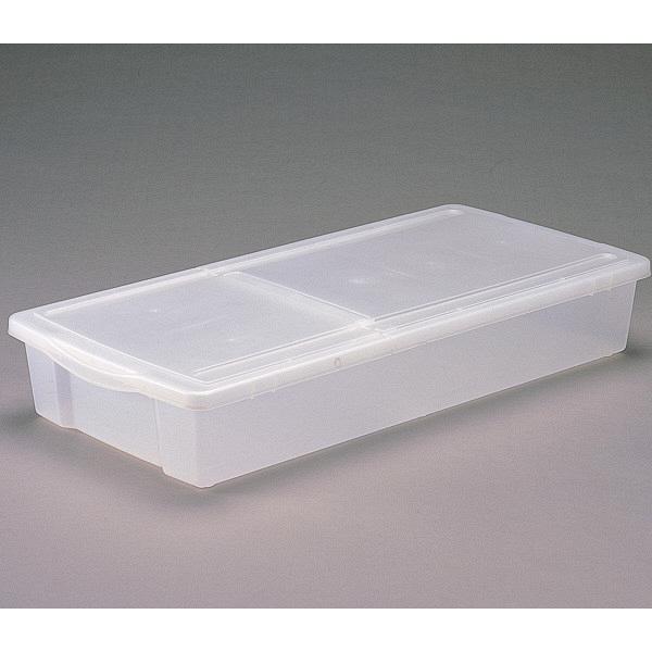 アイリスオーヤマ ベッド下ボックス ナチュラル UB-950 4台 (直送品)