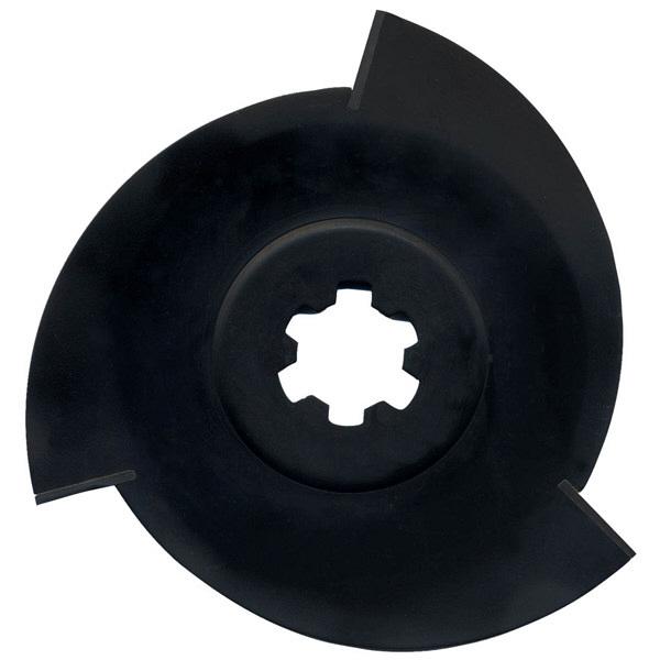 リョービ 回転式バリカン用 回転刃 φ127mm 6730867 1セット(2パック) (直送品)