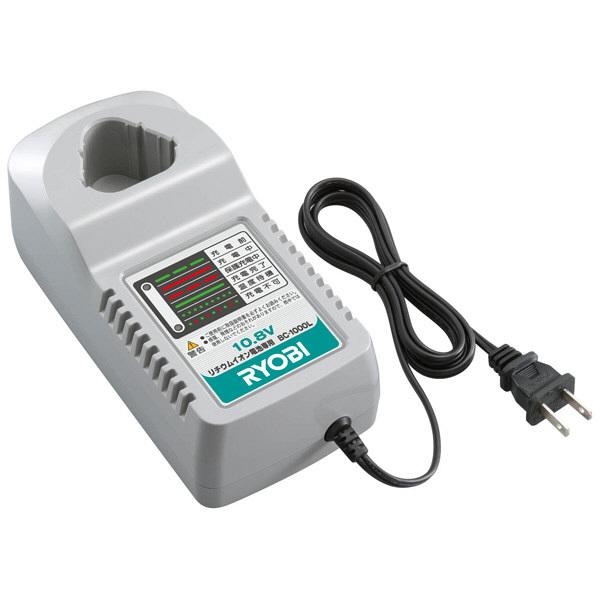 リョービ 充電器 BC-1000L (直送品)