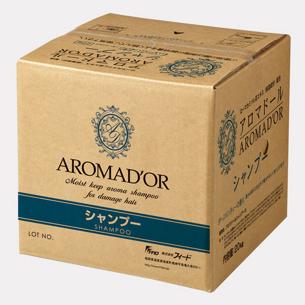 フィード アロマドール 業務用シャンプー 20kg (直送品)