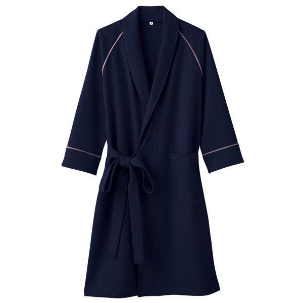 フォーク 検診衣(ガウン型) 7021SK ベージュ M 患者衣 検査衣 1枚 (直送品)