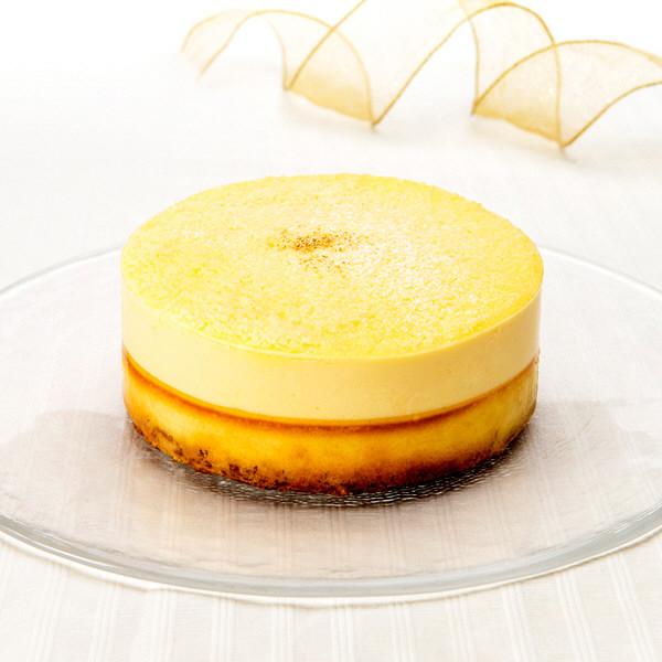 ビアードパパ 金と銀のチーズケーキセット