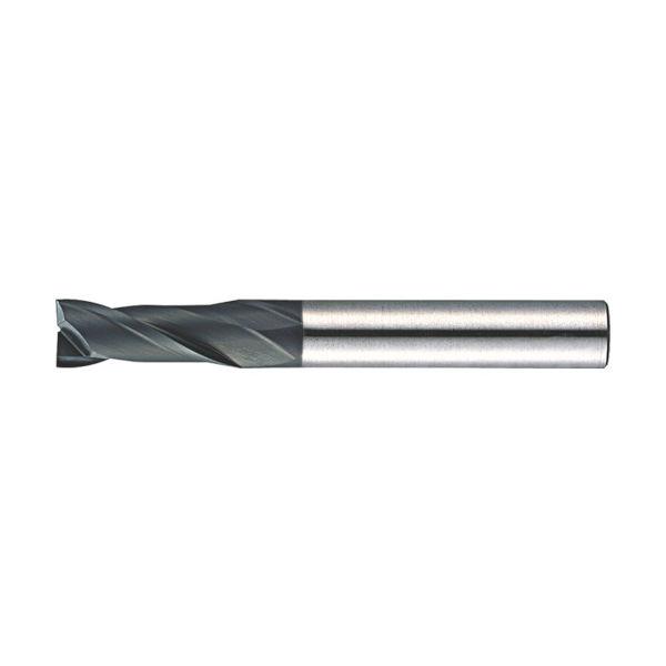 三菱日立ツール ATコート NEエンドミル レギュラー刃 2NER6.5-AT 2NER6.5-AT 1本 427-5420(直送品)