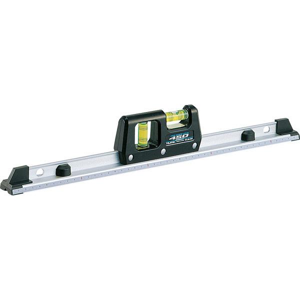 タジマ 水平器 マグネット付 ワイドスコープレベル 450mm WLM-450