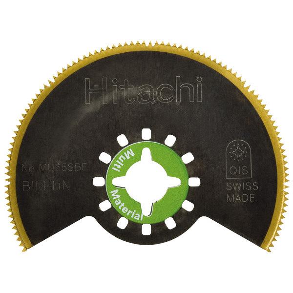 日立工機 マルチツール用ブレード(MU65SBF)FRP・プラスチック用 00335839 (直送品)