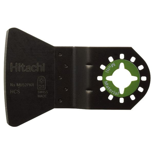 日立工機 マルチツール用ブレード(MU52PKR)硬化したボンド等はがし用 00335851 (直送品)