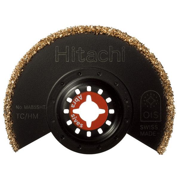 日立工機 マルチツール用ブレード(MA85SHT)陶器タイル目地切断用 00335849 (直送品)