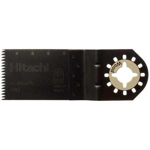日立工機 マルチツール用ブレード(MW32PB)木材・コンパネ用 00335820 (直送品)