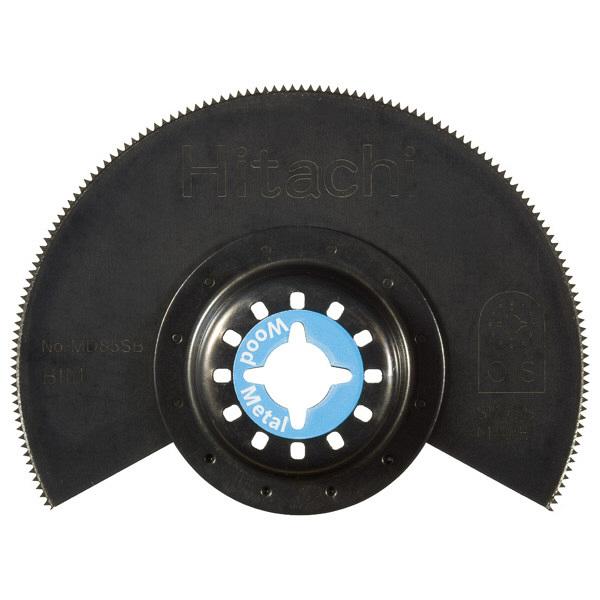 日立工機 マルチツール用ブレード(MD85SB)木材・金属用 00335830 (直送品)