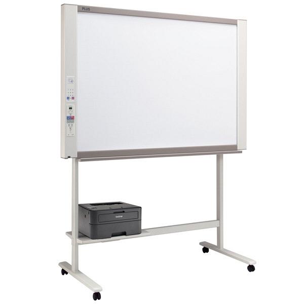 プラス ネットワーク対応コピーボード モノクロレーザープリンタセット N314SL 幅1300×高さ910mm 1台 (直送品)