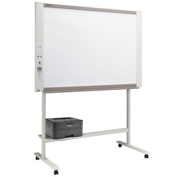プラス ネットワーク対応コピーボード モノクロレーザープリンタセット 幅1300×高さ910mm N31SL 1台 (直送品)