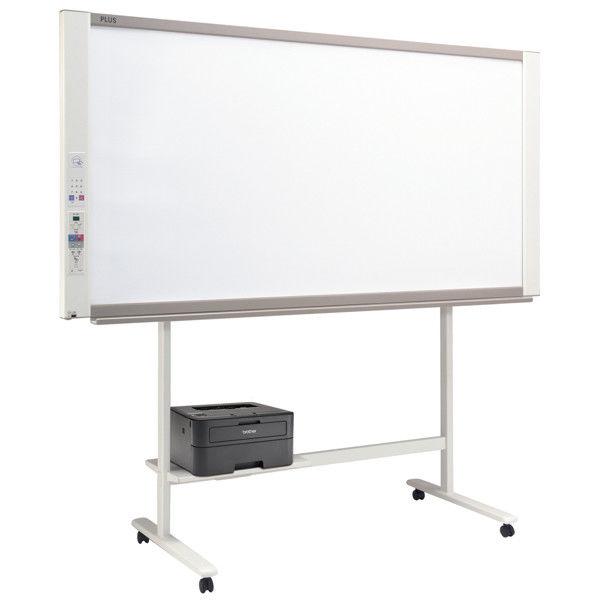 プラス ネットワーク対応コピーボード モノクロレーザープリンタセット N31WL 幅1800×高さ910mm 1台 (直送品)