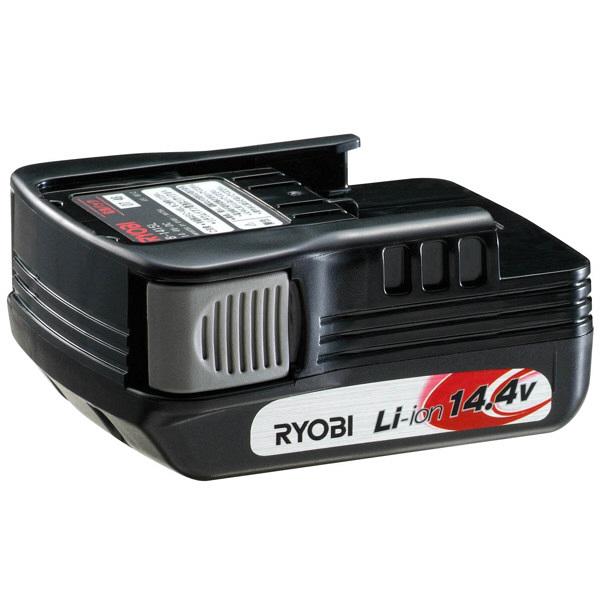 リョービ 14.4Vリチウムイオン電池パック 1500mAh B-1415L (直送品)