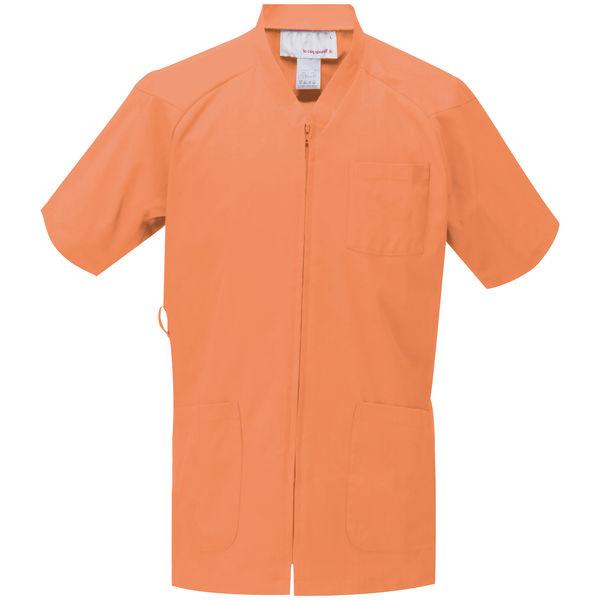 ルコックスポルティフ センターファスナースクラブ オレンジ EL UQM1524 1枚 (直送品)