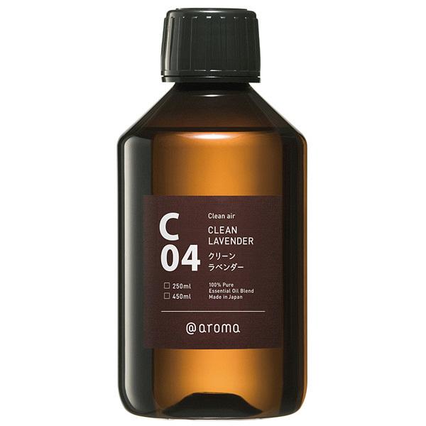 C04クリーンラベンダー 250ml アロマ DOO-C0425 @aroma (直送品)