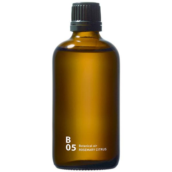 ピエゾアロマオイルB05ローズマリーシトラス アロマ DOP-B05100 @aroma (直送品)