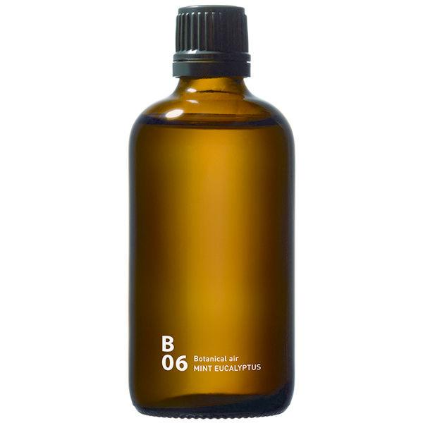 ピエゾアロマオイルB06ミントユーカリ アロマ DOP-B06100 @aroma (直送品)
