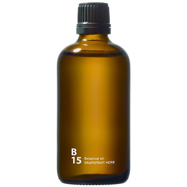 ピエゾアロマオイルB15グレープフルーツハーブ アロマ DOP-B15100 @aroma (直送品)