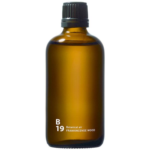 ピエゾアロマオイルB19フランキンセンスウッド アロマ DOP-B19100 @aroma (直送品)