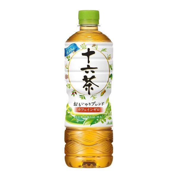 アサヒ飲料 十六茶 600ml 24本