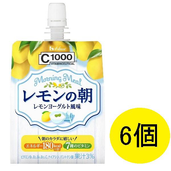 C1000 レモンの朝 6個