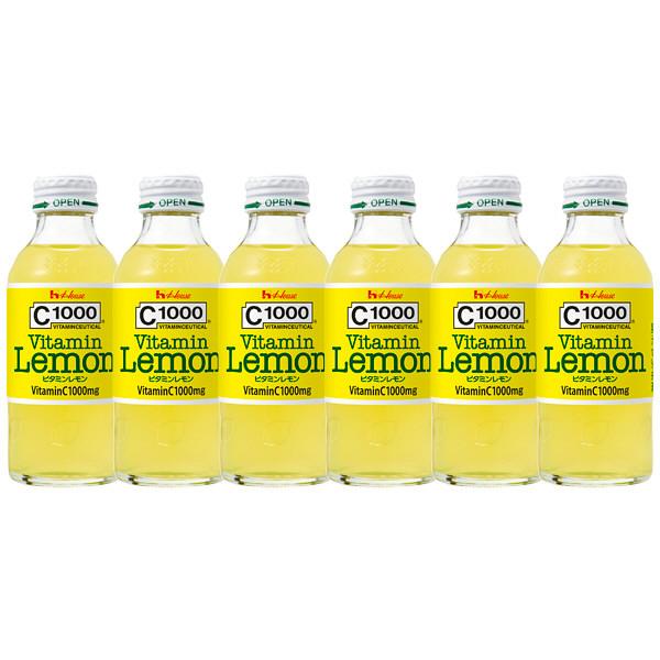 C1000ビタミンレモン 6本入