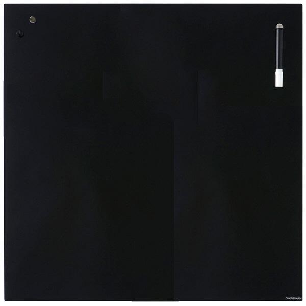 Garage(ガラージ) チャットボード 幅695×高さ695mm ブラック 417090 1台 (直送品)