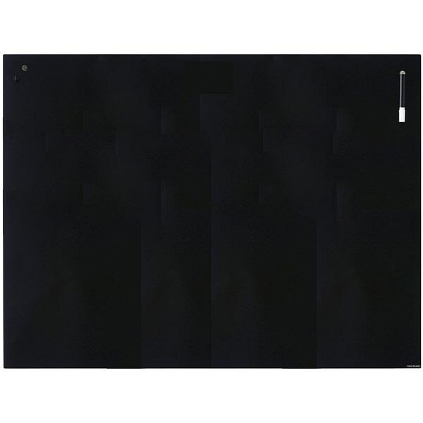 Garage(ガラージ) チャットボード 幅900×高さ1200mm ブラック 417102 1台 (直送品)