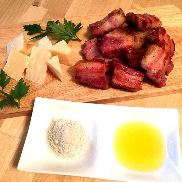 成城石井自家製ベーコンチーズ調味料セット