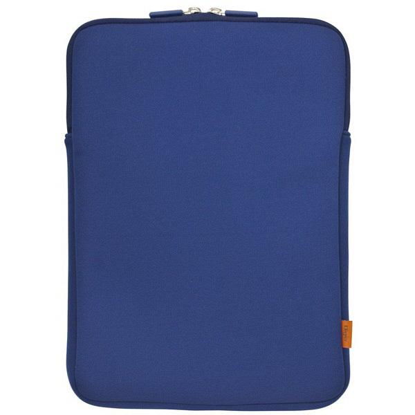 ナカバヤシ 10.6インチタブレットハンヨウプレーンケースブルー SZC-TCF10BL (直送品)
