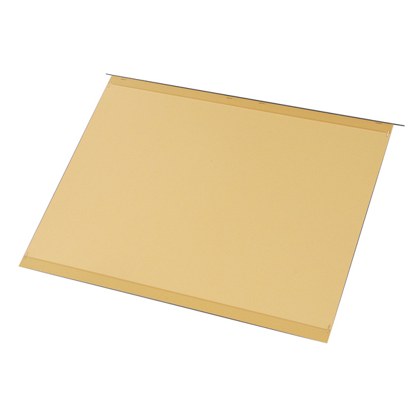 ケルン カーデックス交換用ポケット 洋紙製 A4サイズ 1パック(10枚) (直送品)